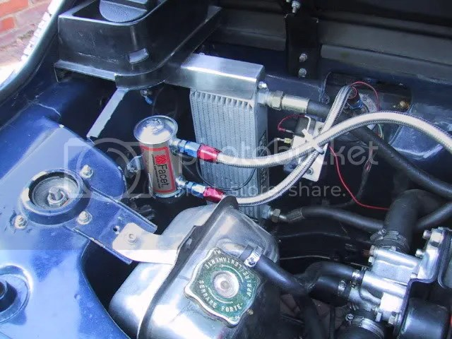 Electric Fuel Pump Circuit
