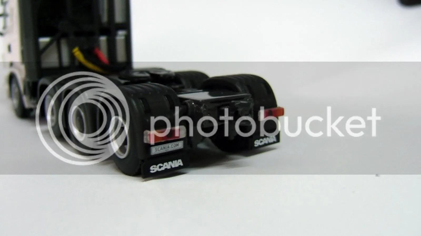 WSI SCANIA R6 R730 8X4 開箱文!!!! - Mobile01