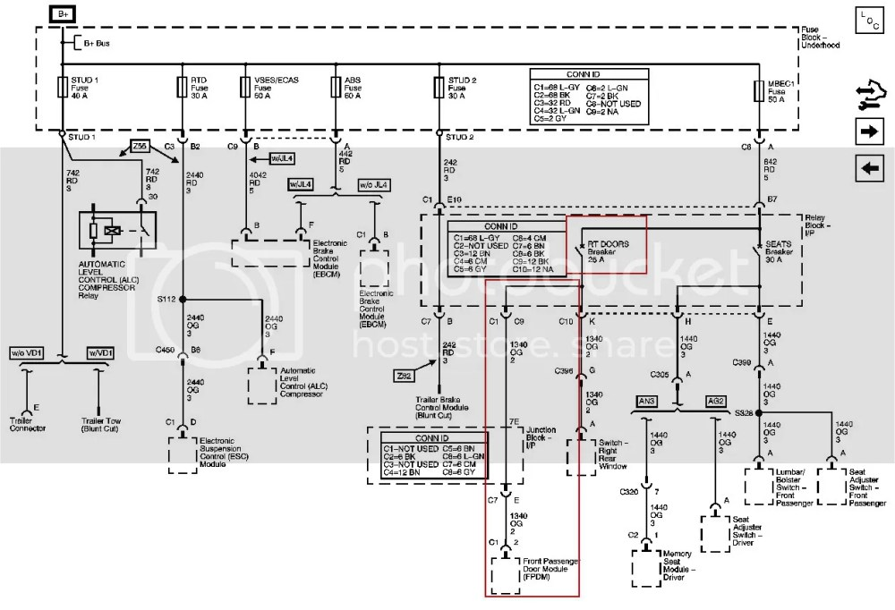 medium resolution of 2005 escalade wiring diagram wiring circuit u2022 2002 trailblazer fuse diagram 2005 cadillac escalade wiring