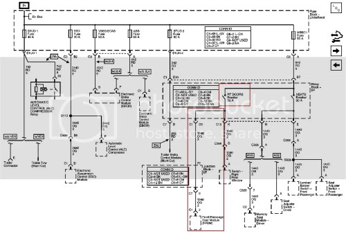 small resolution of 2005 escalade wiring diagram wiring circuit u2022 2002 trailblazer fuse diagram 2005 cadillac escalade wiring