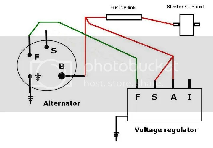 Voltage Regulator Wiring Diagram 1976 Ford, Voltage, Get