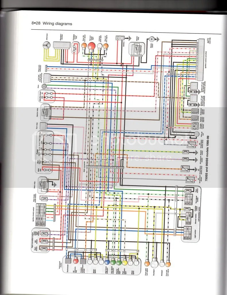 medium resolution of wiring diagram needed 99 900ss ducati ms the ultimate ducati forum rh ducati ms electrical wiring