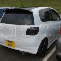 Toyota Yaris Trd Spoiler Sportivo Olx Rear Roof Needed Asap Club Owners This Is An Extrememly Rare As Far I Know There Are Only 3 In The Uk