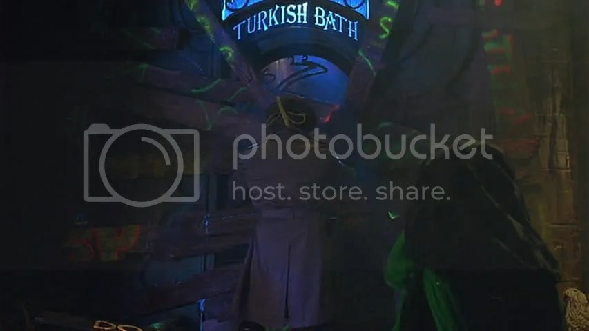 TURKISH BATH finally this movie shows its true colors