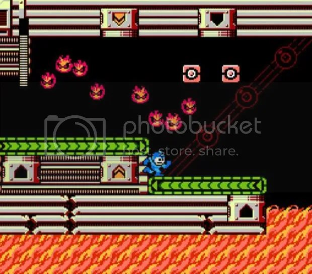 shy guys attacking metroid