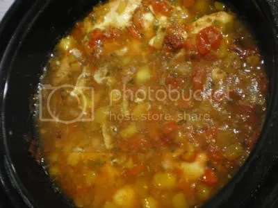 Mango Crockpot Chicken (2/6)