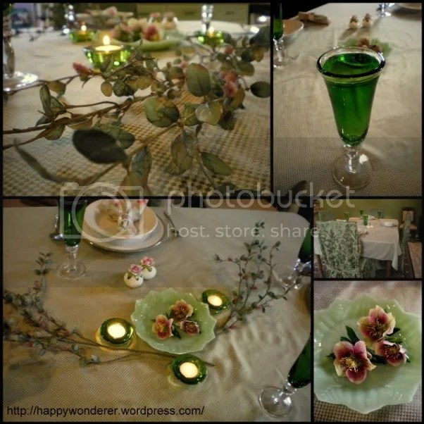 Tablescape Tuesday ~ Simple Spring (3/3)