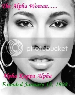 Alicia Keys Alpha Kappa Alpha