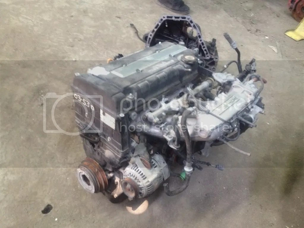 B17 -92 Integra GSR Swap -Engine, Trans, ECU, Harness