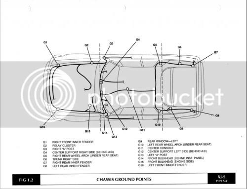small resolution of jaguar x wiring diagram jaguar image wiring diagram 1989 5 3 v12 horn jaguar forums jaguar