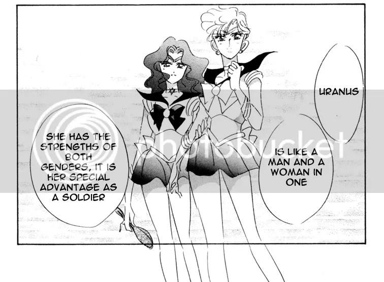 Gender-variant characters