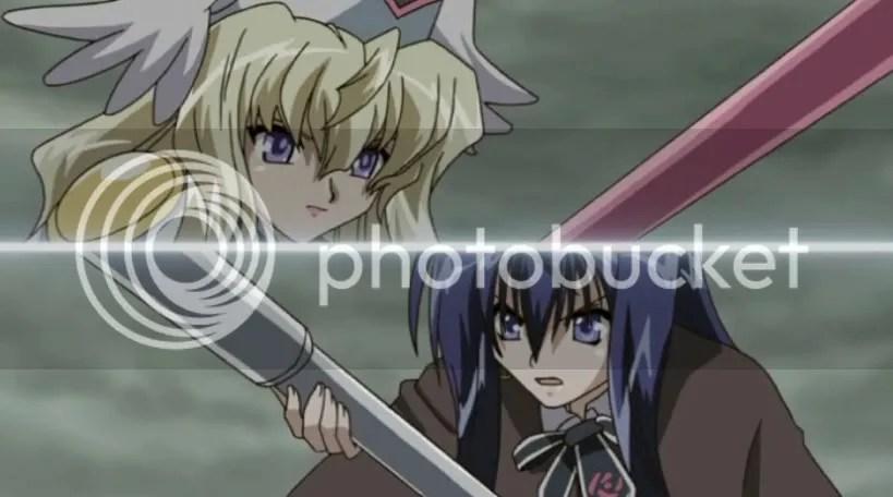 Waruteishia VS Kaon.'