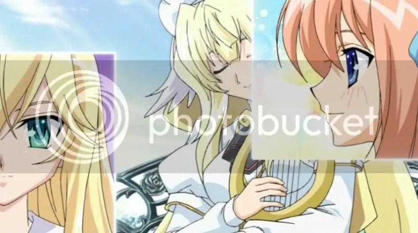 Setsuna's Jealous That Kuu's Fond Of Waruteishia Onee-sama.'