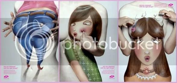 Resultado de imagen de anuncio cancer de mama