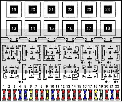mk1 golf gti wiring diagram sequence for hostel management system 2012 jetta fuse box symbols toyota corolla mk th generation vw forum volkswagen bora click this bar to view the full