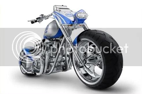 Satan's bike