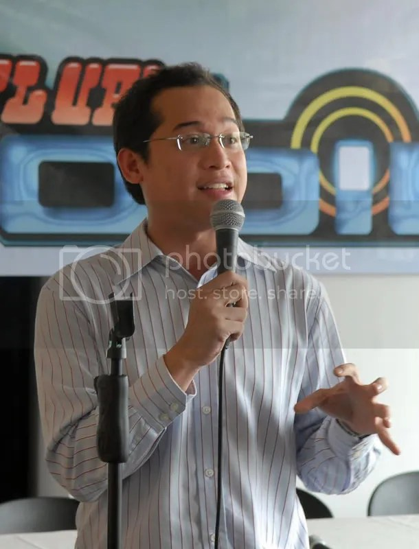 JC Medina, Level Up! New Media Director explains this latest service