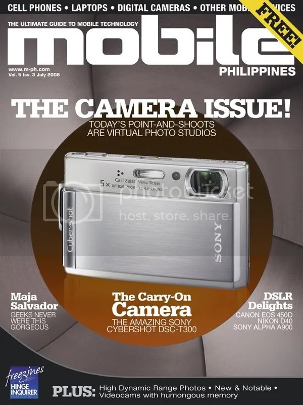 Mobile Philippines July issue