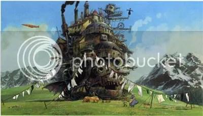 觭夢: 【心得感想】霍爾的移動城堡(電影版)
