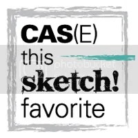 CAS(E) This Sketch #112 Favorite