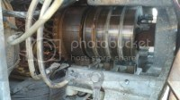 Generator slip ring cleaning/carbon brush maintenance, a