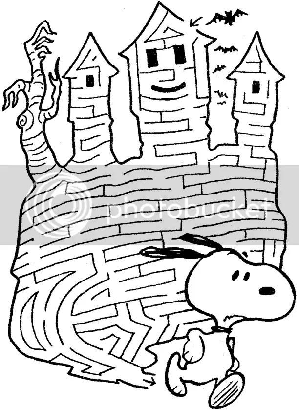 Monster mazes printable Trials Ireland