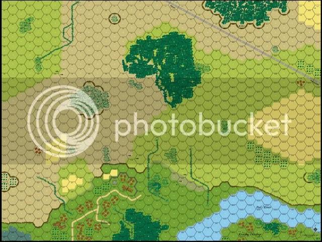 Hell's Bridgehead Kursk Map 1