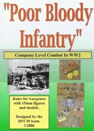Poor Bloody Infantry