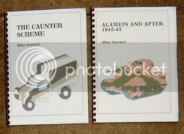 Starmer's North Africa books