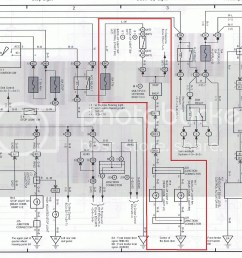 reverse lamps wiring route toyota estima owners club rh teoc ws toyota previa ignition wiring diagram [ 1998 x 1344 Pixel ]