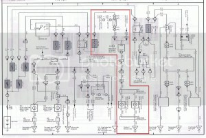 Wiring diagrams for toyota estima