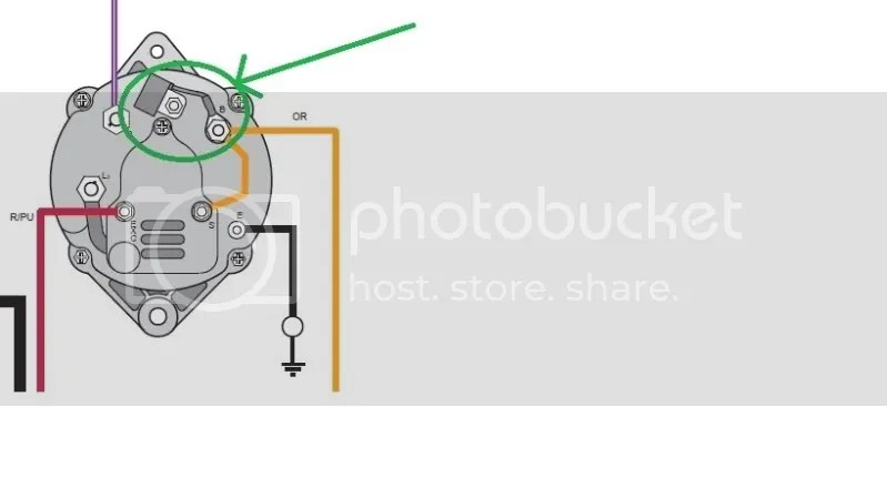 4 3 volvo penta alternator wiring diagram pv and ts of diesel cycle part page: 1 - iboats boating forums | 491638