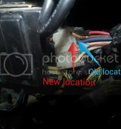 blue wire bypass headlight relay mod kawasaki vulcan 750 forum kawasaki vulcan 750 fuse box location [ 1024 x 768 Pixel ]