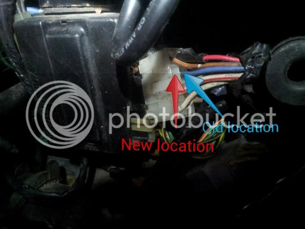 medium resolution of blue wire bypass headlight relay mod kawasaki vulcan 750 forum kawasaki vulcan 750 fuse box location