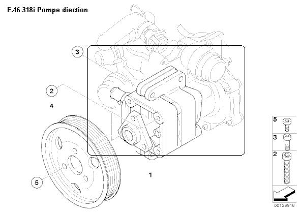 [ BMW e46 318i 143cv an 2004 ] Vibrations volant
