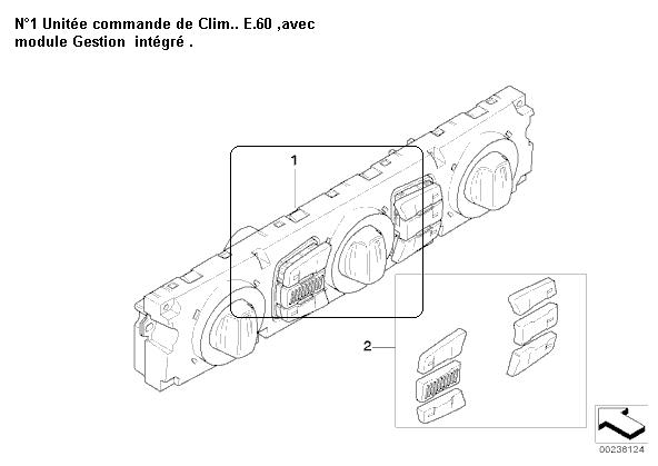 [ bmw e60 530d an 2004 ] batterie déchargée