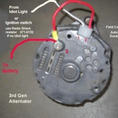 Delco 10si Alternator Wiring Diagram Ford F250 Front Axle Summit Alternators Good-bad?