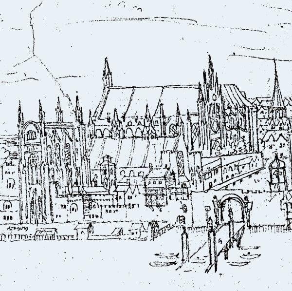 LUDFORD. Missa Benedicta et venerabilis / The Cardinall's