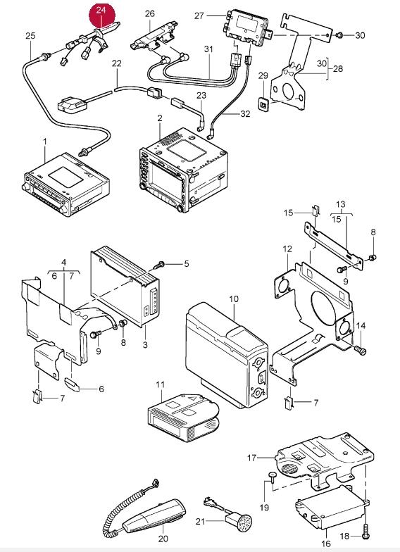 [Tuto] Comment accéder à l'amplificateur d'antenne radio