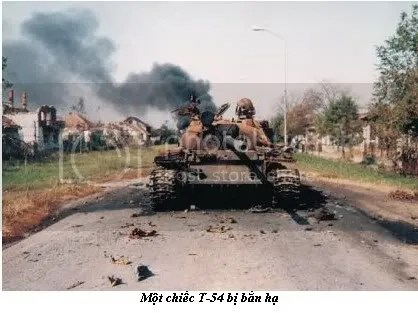 Image result for NVA T54 KNOCKOUT BY ARVN PHOTOS