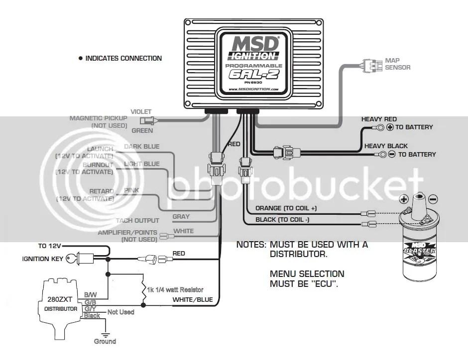 msd 6al 2 wiring diagram vwvortex com msd programmable