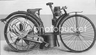 Felix Millet Motorcycle