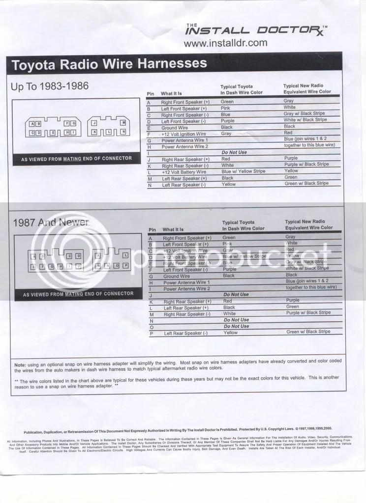 Toyota hiace wiring diagram free download