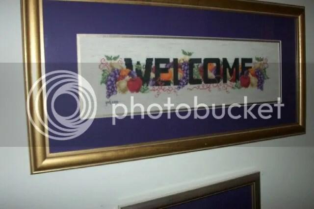 Fruitful Welcome