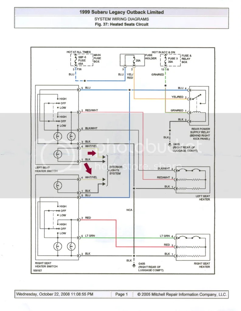medium resolution of subaru heated seat switch wiring wiring diagrams bib