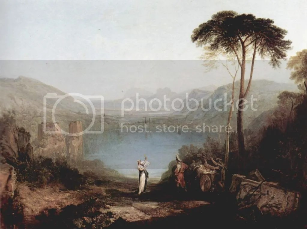 Joseph_Mallord_William_Turner_004.jpg Lago d'Averno: Enea e la Sibilla Cumana picture by orsosognante