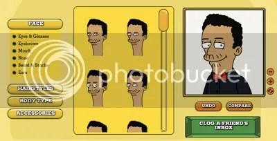 simp 12 Situs Untuk Membuat Karakter Kartun