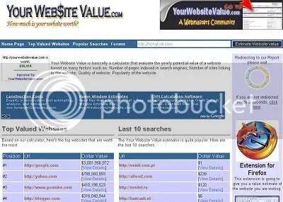yourwebsitevalue 9 Hal Penting Tentang Website