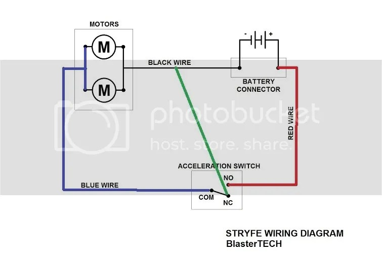how to wire a day night switch diagram jl w7 13 5 wiring stryfe flywheel braking - modifications nerfhaven