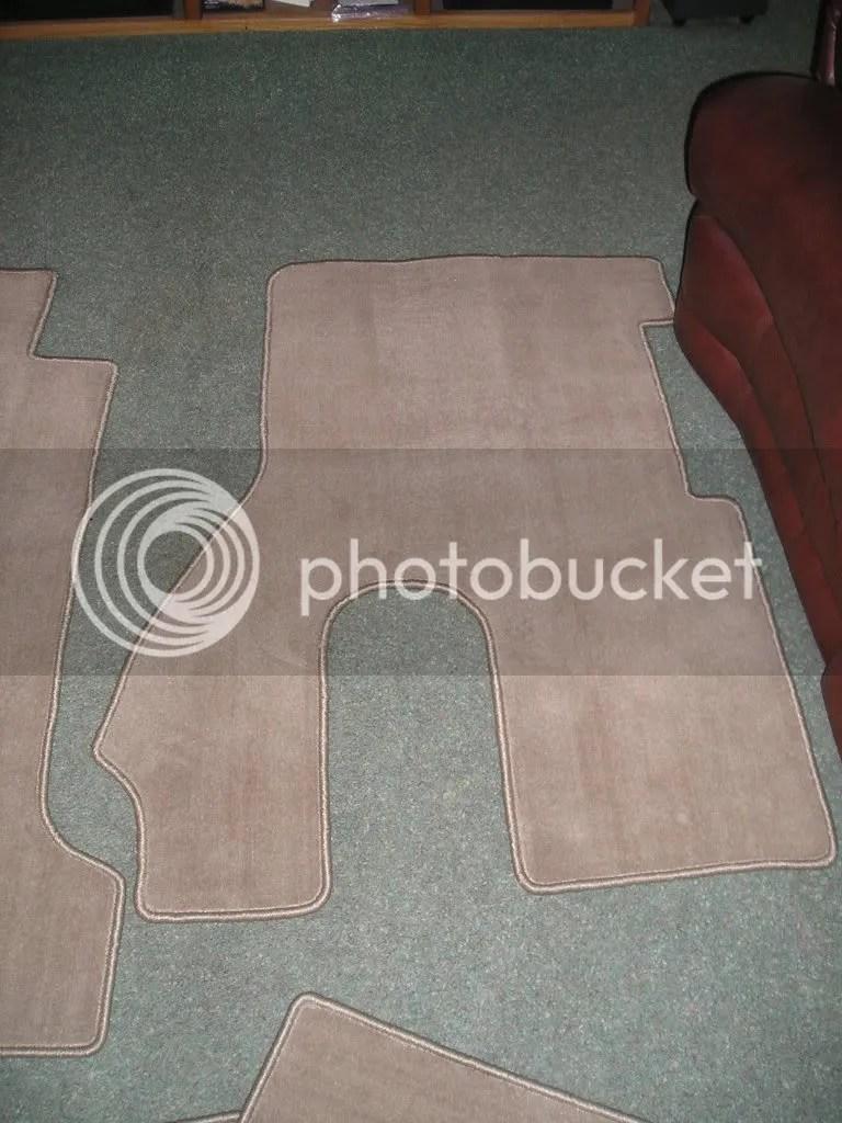 RVNet Open Roads Forum Class A Motorhomes Floor mats